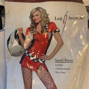Leg Avenue Racecar Costume